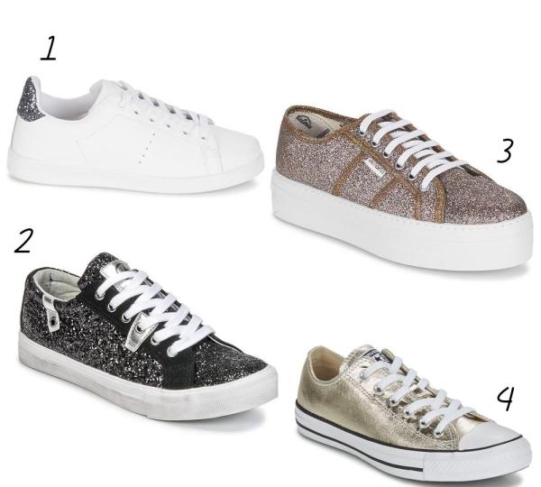 basket shoes  {Sélection Shopping} Des chaussures pour l'été