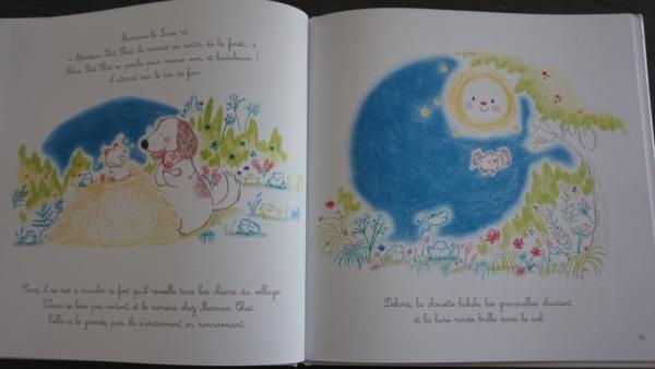 bonne nuit les petits 2 1024x578  Chut les enfants lisent : Bonne nuit les petits Le petit chat et le ballon lune