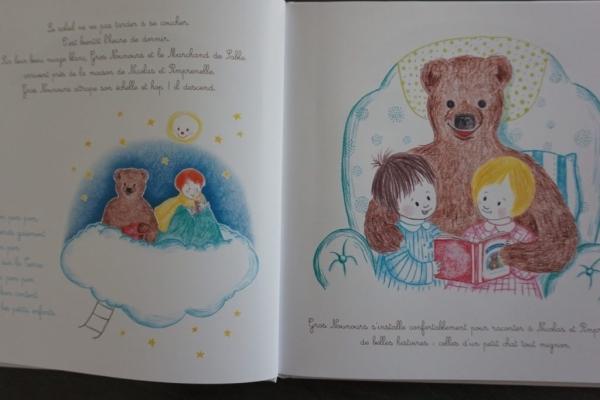 bonne nuit les petits 3 1024x684  Chut les enfants lisent : Bonne nuit les petits Le petit chat et le ballon lune