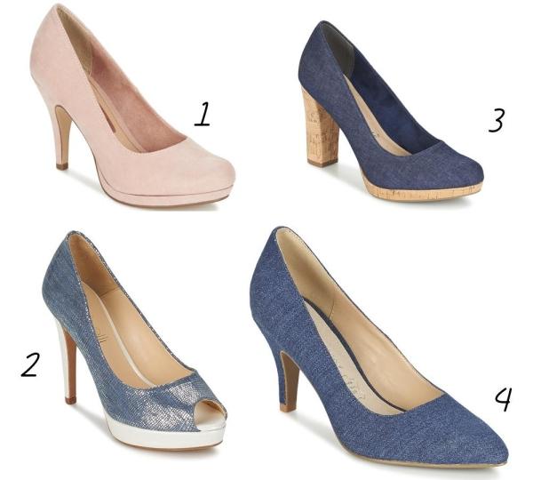 escarpins shoes  {Sélection Shopping} Des chaussures pour l'été