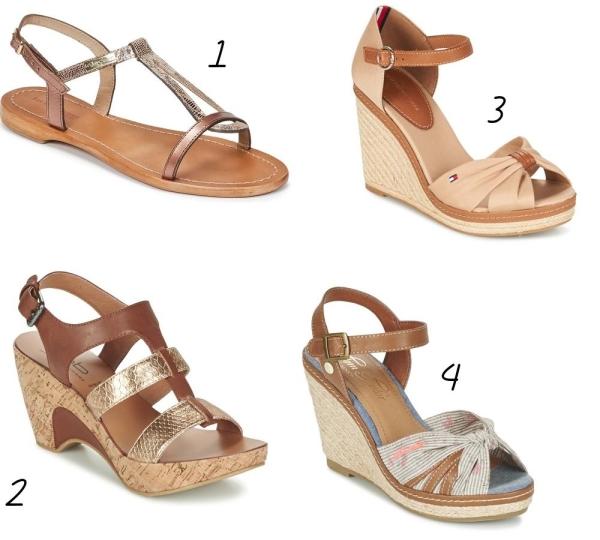sandale shoes  {Sélection Shopping} Des chaussures pour l'été