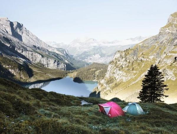 camping  Guide de survie des vacances d'été pour les mamans solos