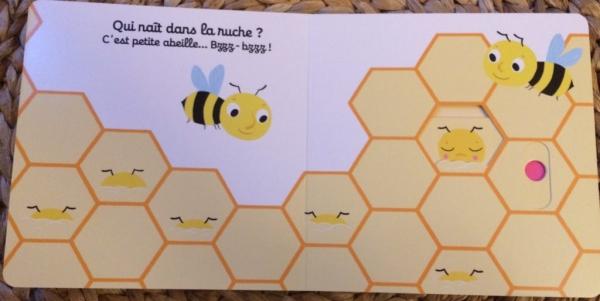 kididoc abeille 1024x515  {Nouveautés} Des histoires animées Kididoc