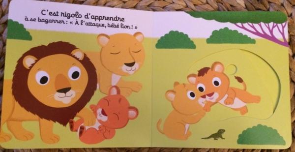 kididoc lion 1024x529  {Nouveautés} Des histoires animées Kididoc