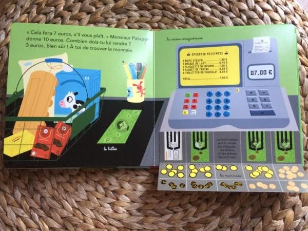 livre 2  Les petits nouveaux imagiers Kididoc