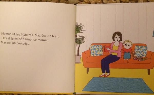 livre  Max et Lapin