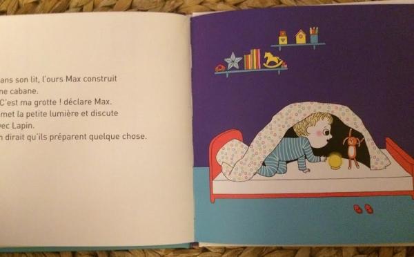 livre2  Max et Lapin