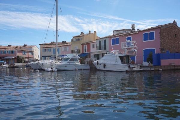 port grimaud boat  Une balade à Port Grimaud