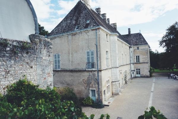 IMG 7359  Une visite du Château de Germolles en Bourgogne