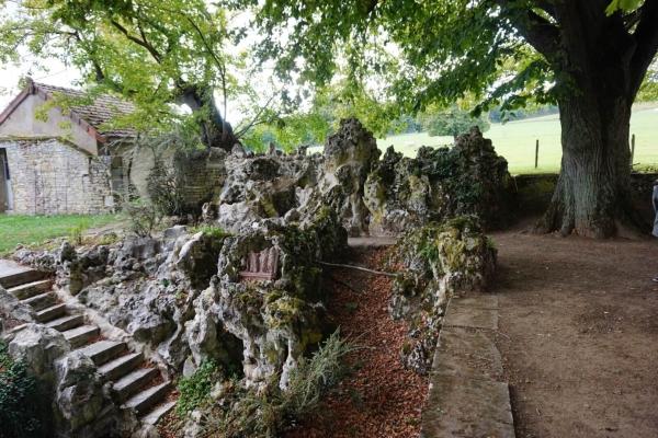 IMG 7360  Une visite du Château de Germolles en Bourgogne