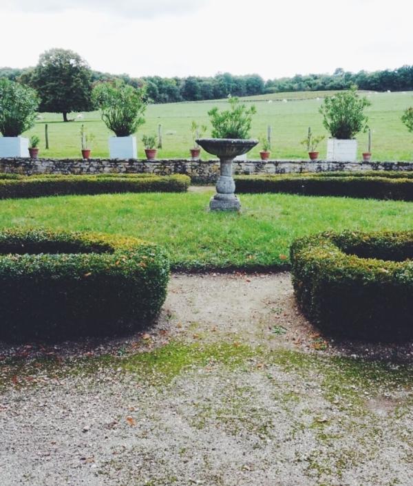 IMG 7362  Une visite du Château de Germolles en Bourgogne