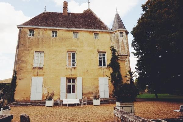 IMG 7364  Une visite du Château de Germolles en Bourgogne