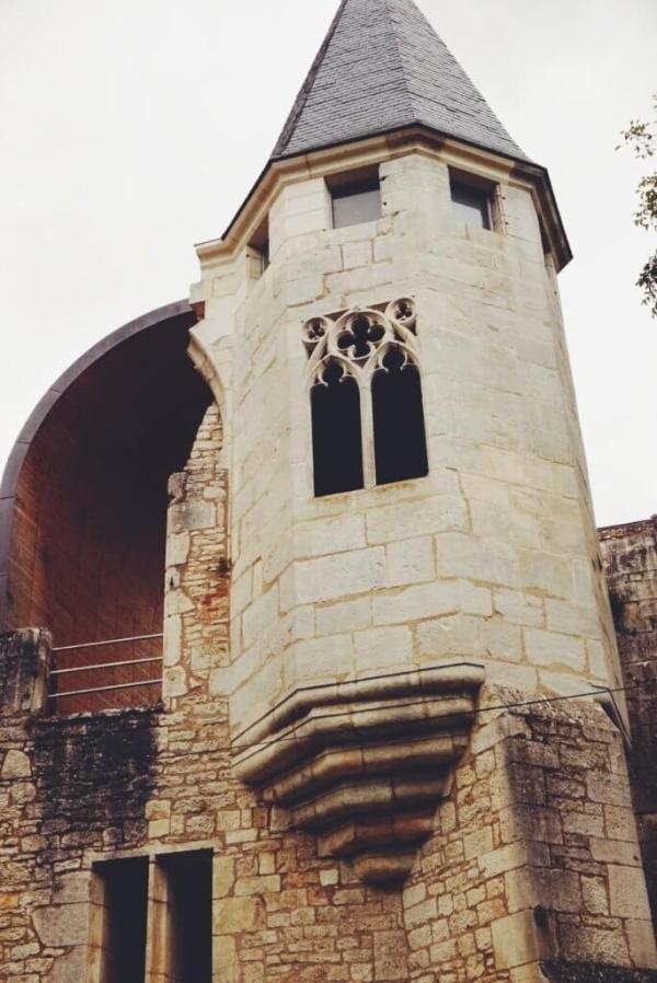 IMG 7365 684x1024  Une visite du Château de Germolles en Bourgogne