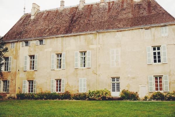 IMG 7366 1  Une visite du Château de Germolles en Bourgogne