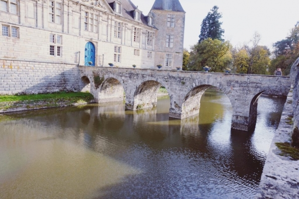 IMG 0389 1024x684  {Halloween} Se faire peur au Château de Sully #Bourgogne