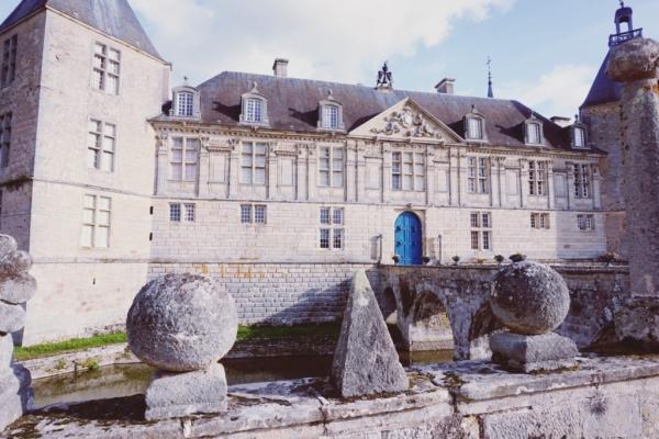 IMG 0390 1024x684  {Halloween} Se faire peur au Château de Sully #Bourgogne