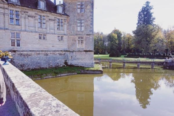 IMG 0391 1024x684  {Halloween} Se faire peur au Château de Sully #Bourgogne