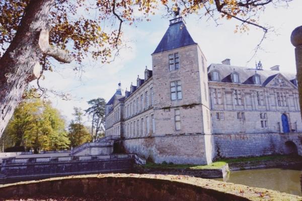 IMG 0392 1024x684  {Halloween} Se faire peur au Château de Sully #Bourgogne