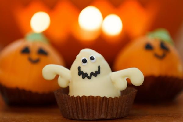 sweet haloween  Halloween : Des idées recettes rigolotes à faire en famille