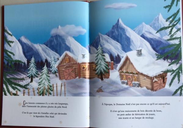 IMG 0547 1024x720  Ma sélection de livre de Noël