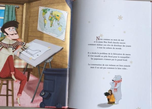 IMG 0549 1024x741  Ma sélection de livre de Noël
