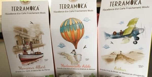 71C8338F AEE3 4310 9239 2F1B998067D0 1024x524  Découverte de la première capsule de café bio Terramoka, biodégradable et compostable