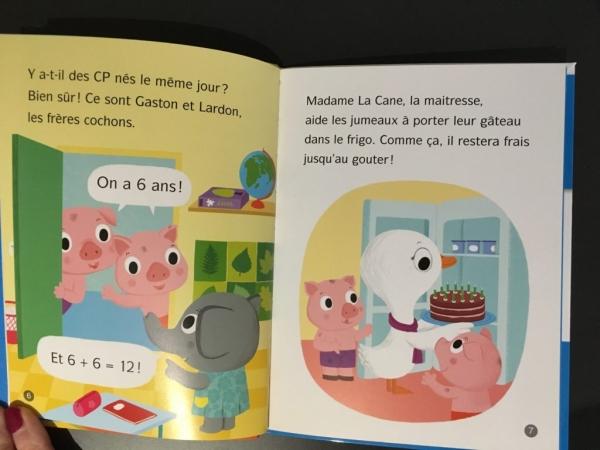539B62F7 8A91 495E 8B8C C55500EBF633 1024x768  Une sélection de livre pour les enfants au CP
