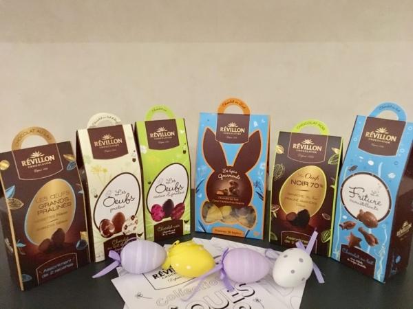 CA36EF3D 1F4B 4825 99B2 C6AF4FA76DEE 1024x768  {Concours} On fête Pâques avec Revillon Chocolatier
