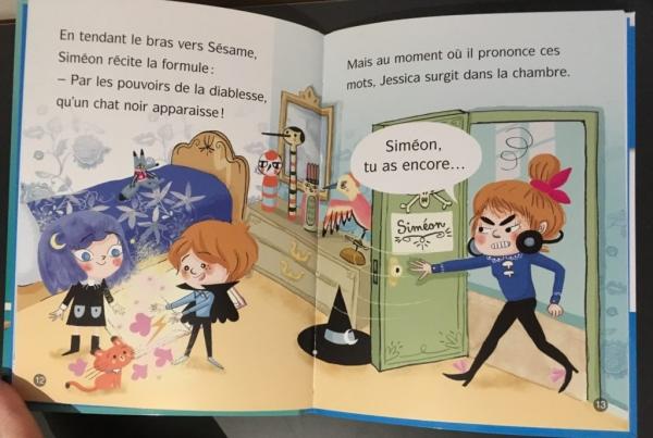 E19E9DAD 1732 43AE A386 8243330032C6 1024x688  Une sélection de livre pour les enfants au CP