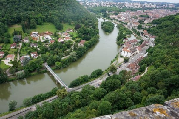 3DDF8D85 D7EA 443D 8D96 501B33616474 1024x684  Découverte de la Citadelle de Besançon