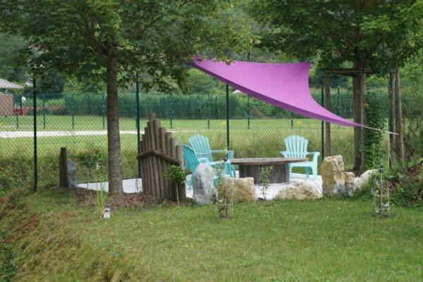 A33C10EF D617 4668 B745 7589F13BE956 1024x684  Notre nuit dans un Faerie Cottage au camping La roche d'Ully à Ornans