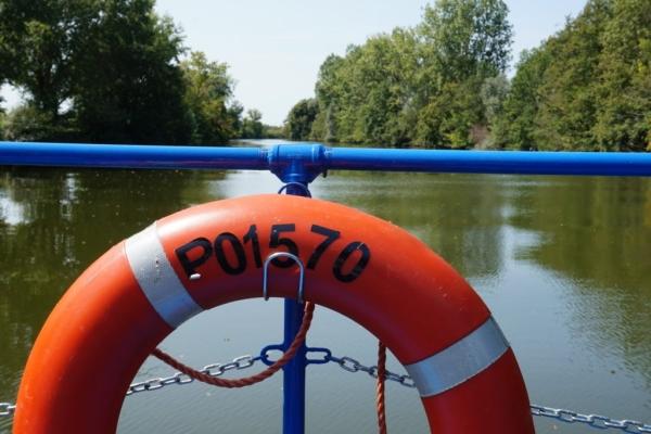 04FE5B03 D714 4D62 90E6 3D1BF7AD131F 1024x684  A Louhans retour sur notre petite balade en bateau  sur la Seille – Happy Bourgogne