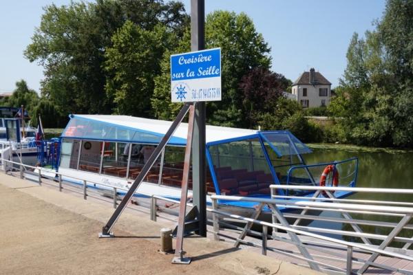 8988E59C B4F5 48B7 B4DD 3E87ACA8442E 1024x684  A Louhans retour sur notre petite balade en bateau  sur la Seille – Happy Bourgogne