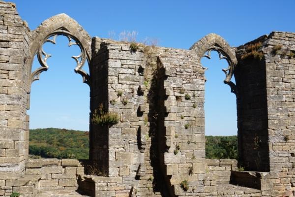 0B24DDB2 DF3B 4F02 9309 50355E8917B6 1024x684  Visite du château Médiéval  de Brancion en Bourgogne