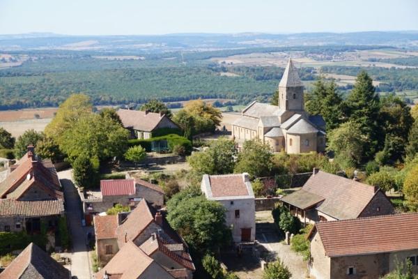 4EF410F6 DA3A 43E7 B891 8A4C65D7889A 1024x684  Visite du château Médiéval  de Brancion en Bourgogne