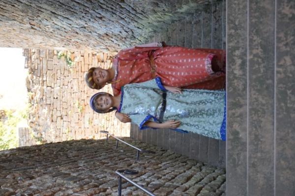 9794E178 AEC9 441E BB13 66B202DB88E7 1024x684  Visite du château Médiéval  de Brancion en Bourgogne