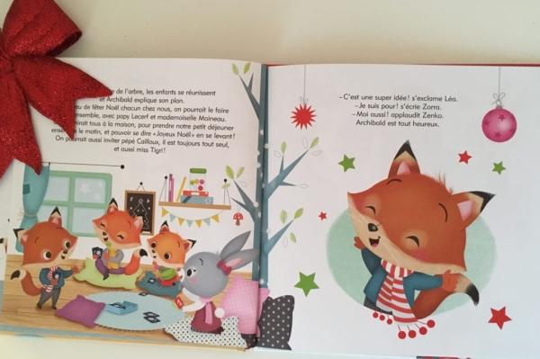 839EEE07 BC0E 45D6 A287 084A2A0216C7 1024x682  Petite sélection de livres jeunesse sur le thème de Noël