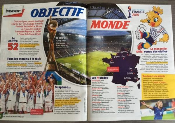 A8FF188B 6CDA 49CB 9043 54A552D4309A 1024x718  Un guide sur la Coupe du Monde pour les enfants