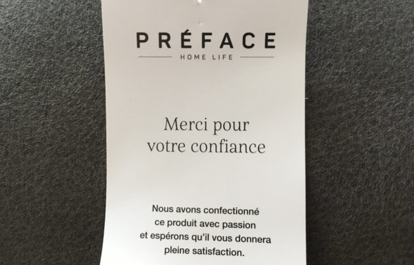 818DAA73 4DCE 4761 872B 8E8C48757A81 1024x657  Découverte de la marque Préface : Linge de toilette maison