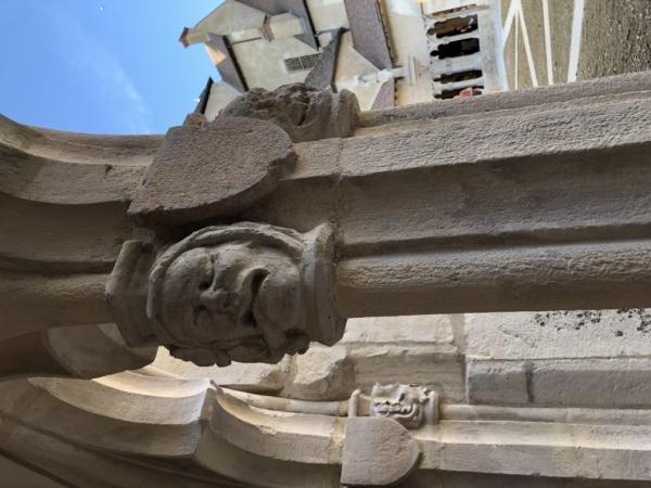 995805BA DAE9 4F0F B37B 21716220C39B 1024x768  Visite du Cloître de la Cathédrale Saint Vincent {Chalon sur Saône}