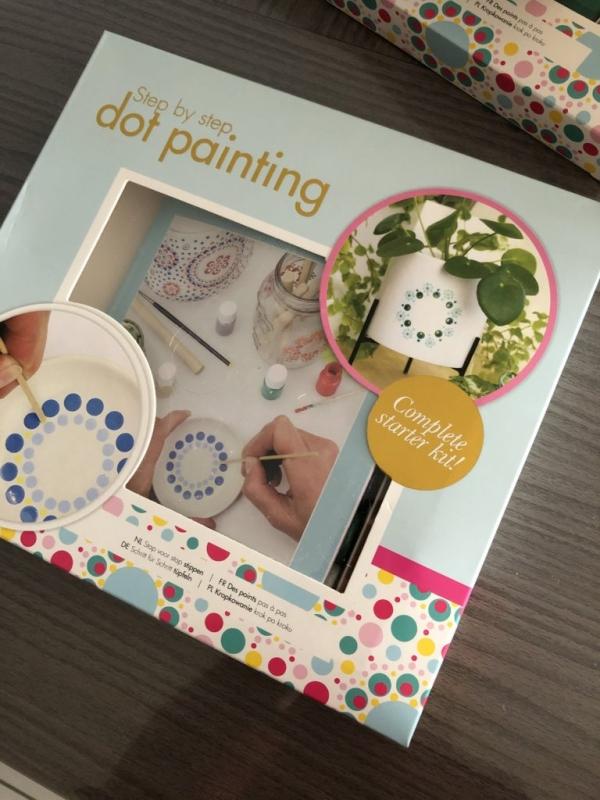 D1CF2FE9 DF94 4BFB B380 6AC28FD5AE33 768x1024  Retour sur le kit de peinture céramique